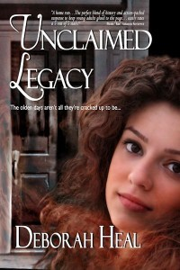 Unclaimed Legacy Cover