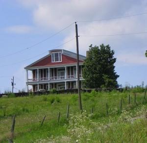 square slave house