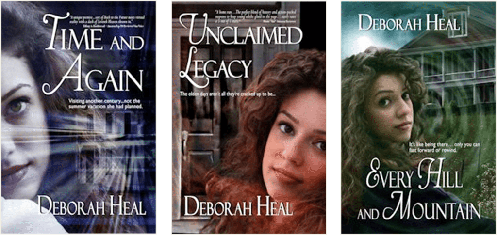 Time Travel Trilogy by Deborah Heal