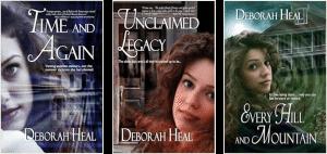 Time Travel Trilogy by Deborah Heal