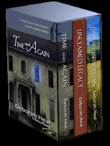 The History Mystery Trilogy box set