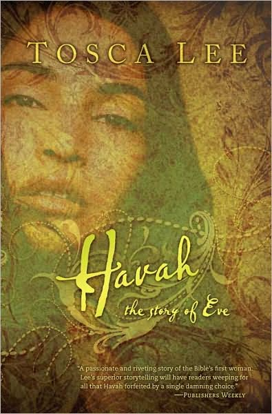 Cover Havah the story of Eve