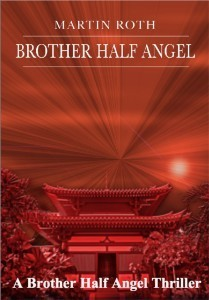 Brother Half Angel - Smashwords Cover Jan 2013
