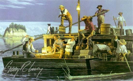 Mississippi_River_Flatboatmen