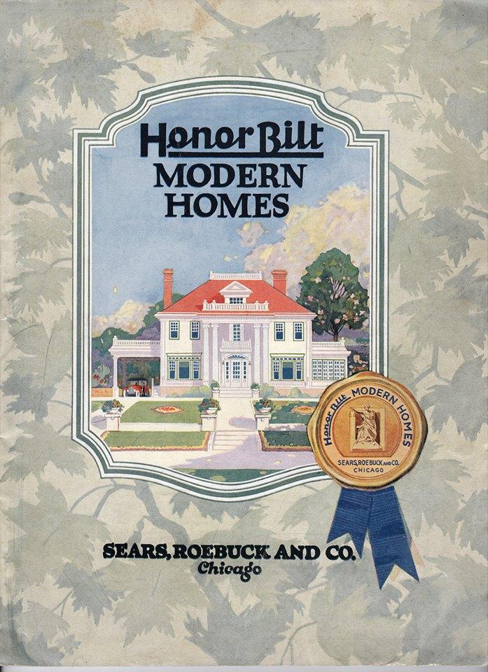1918 Sears Modern Homes Catalog