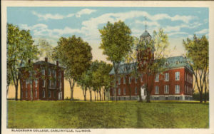 Blackburn College, Carlinville, IL