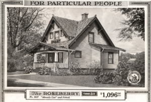 Sears Roseberry catalog house