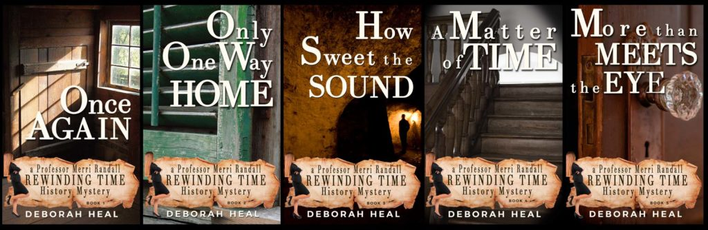 New Covers for Rewinding Time Series